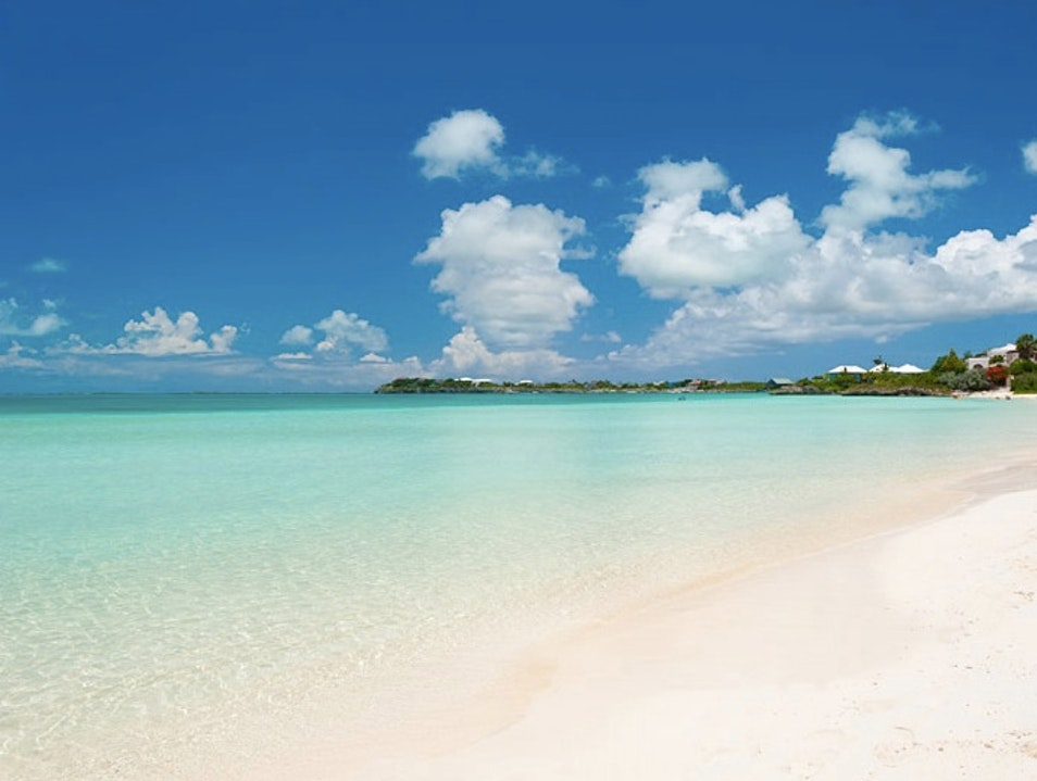 One of the World's Most Beautiful: Grace Bay Beach Grace Bay  Turks and Caicos Islands