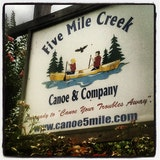 Five Mile Creek Canoe & Company