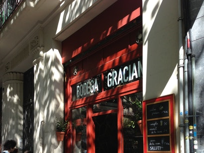 Bodega Gracian Barcelona  Spain