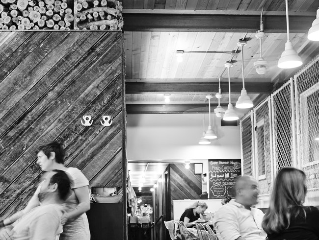 Northwest BBQ in the Heart of Seattle