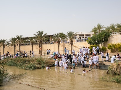 Baptism Site of Jesus Christ   Jordan