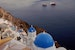 Santorini sunset Oia  Greece