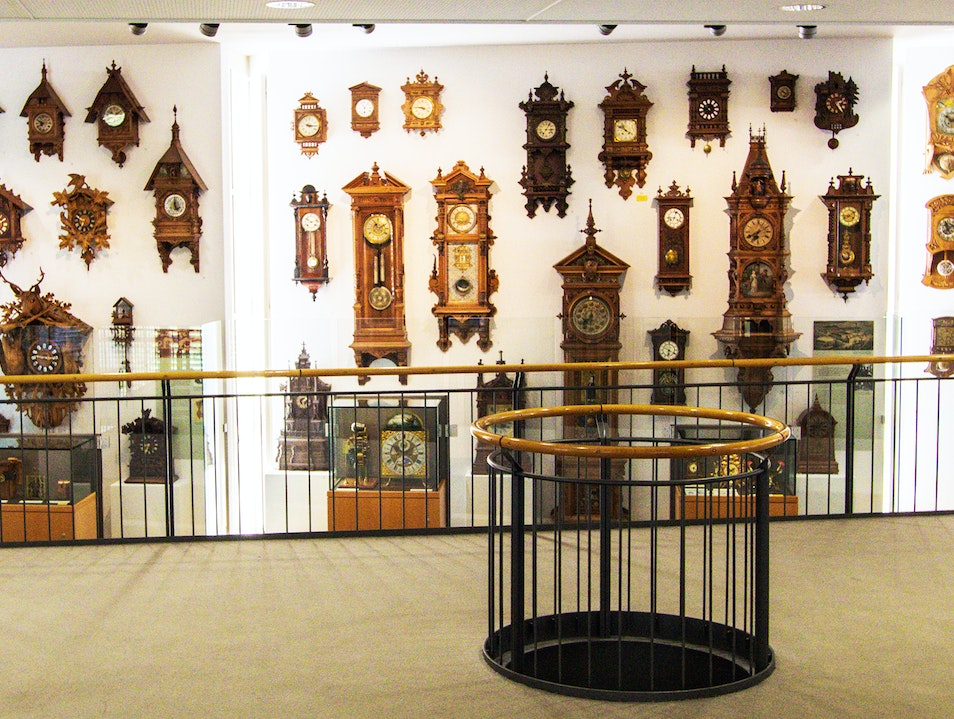 German Clock Museum Furtwangen Im Schwarzwald  Germany
