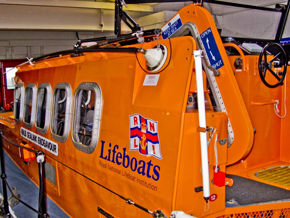 RNLI College- A Great Place to Stay in Dorset