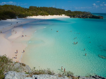 The Pink Sand Beaches Of Bermuda