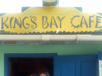 Kings Bay Cafe Delaford  Trinidad and Tobago