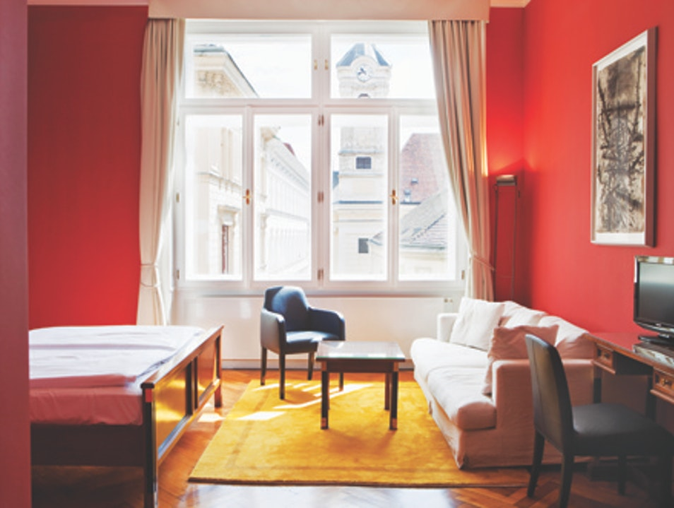 A Delightful Stay in Vienna