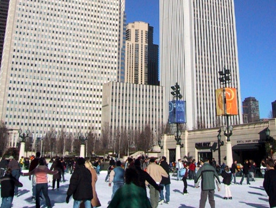 Skate Through the City Chicago Illinois United States