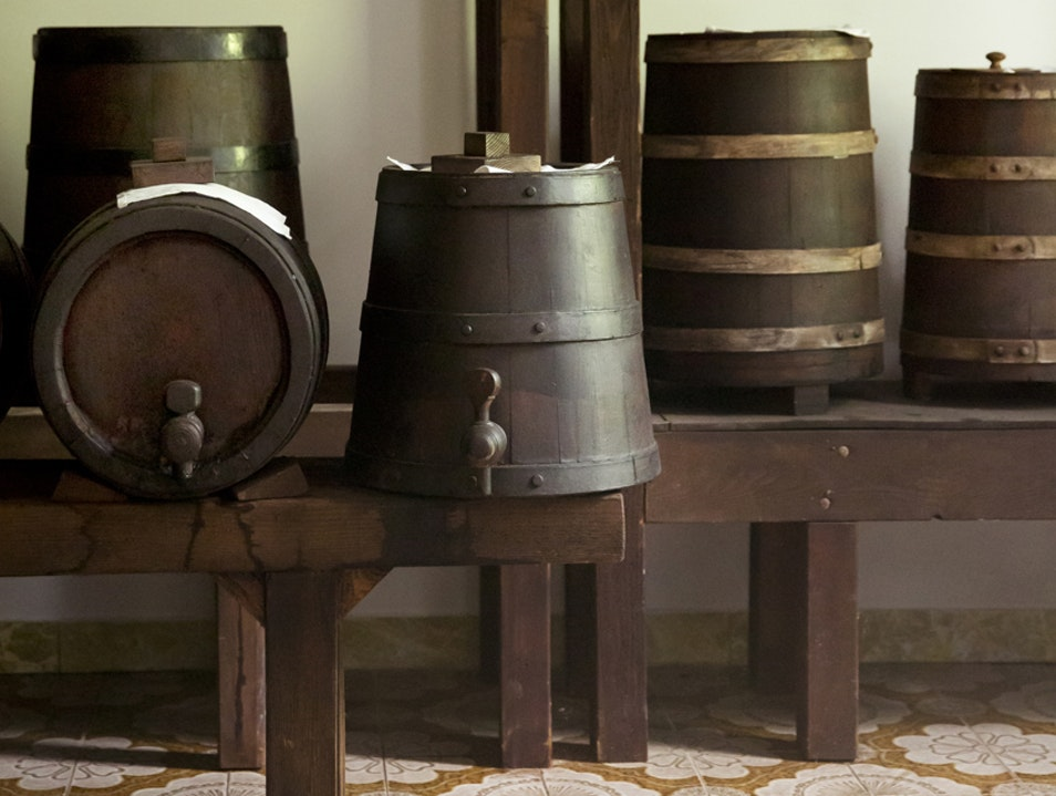 Traditional Balsamic Vinegar Tour Modena  Italy