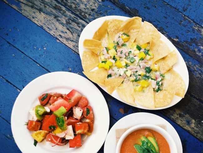 Visit Doña Tomás in Oakland for Mexican Food with a Californian Twist