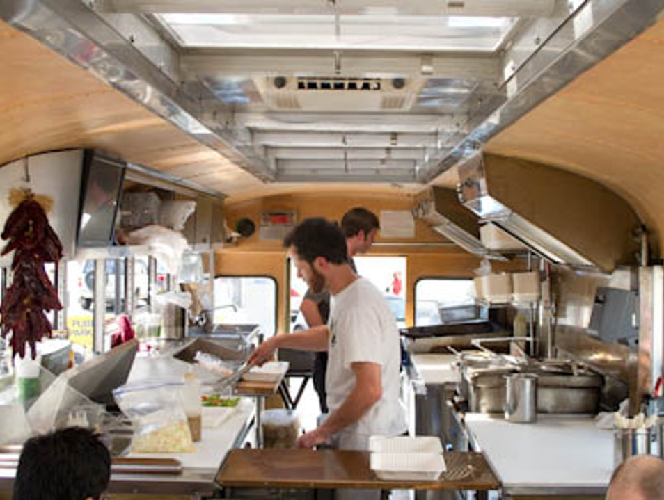 Gourmet Kitchen on Wheels in San Francisco