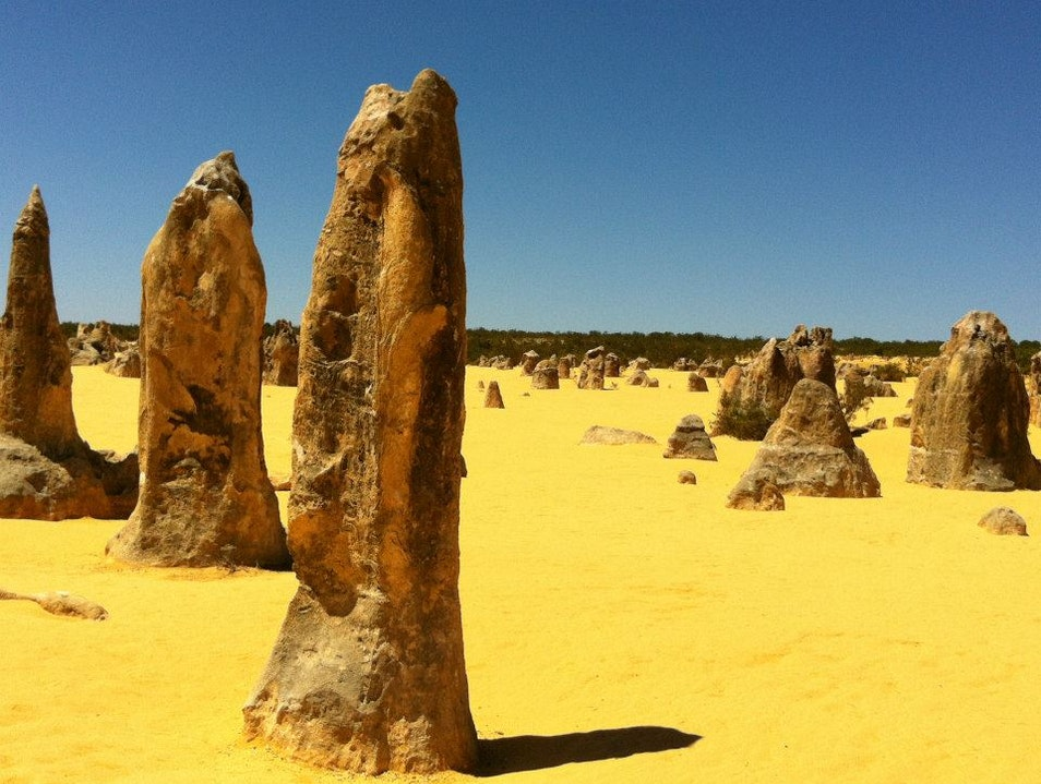 The Pinnacles Nambung  Australia