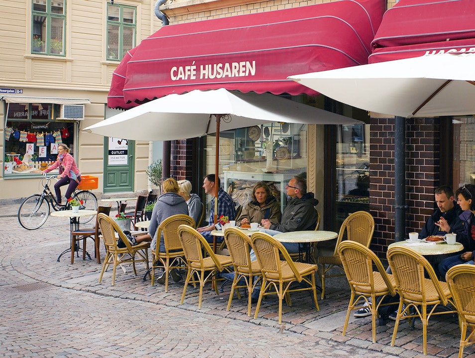 Haga Gothenburg  Sweden