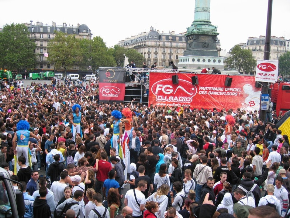 15 Years of TechnoParade in Paris
