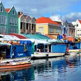 Feast Your Eyes on Willemstad's Floating Market