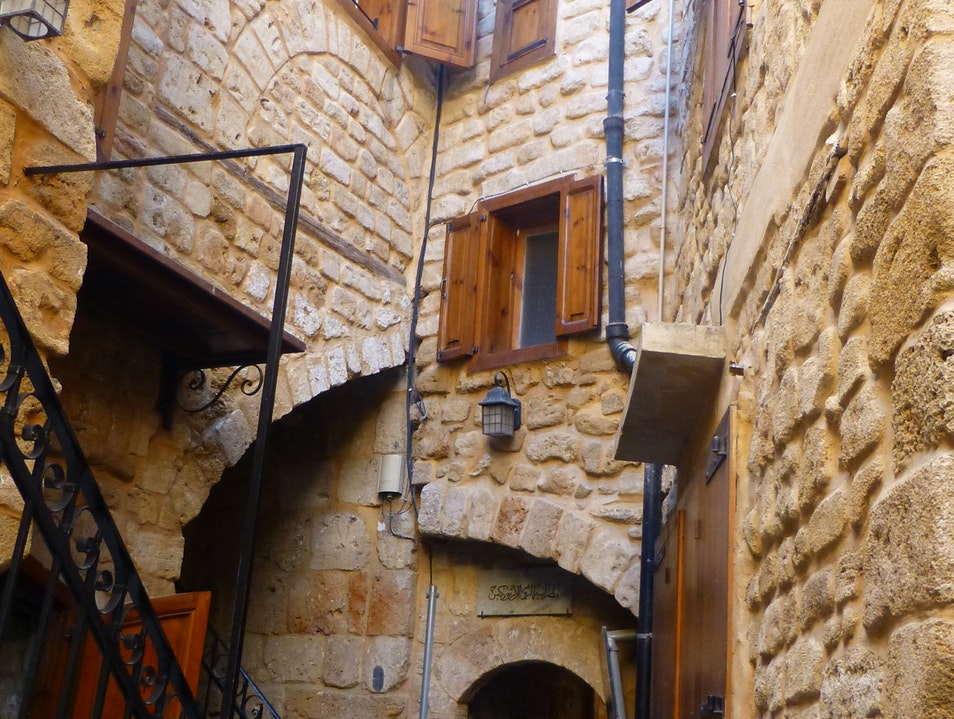 Get lost in the old alleyways of the Sidon Souks Saida  Lebanon