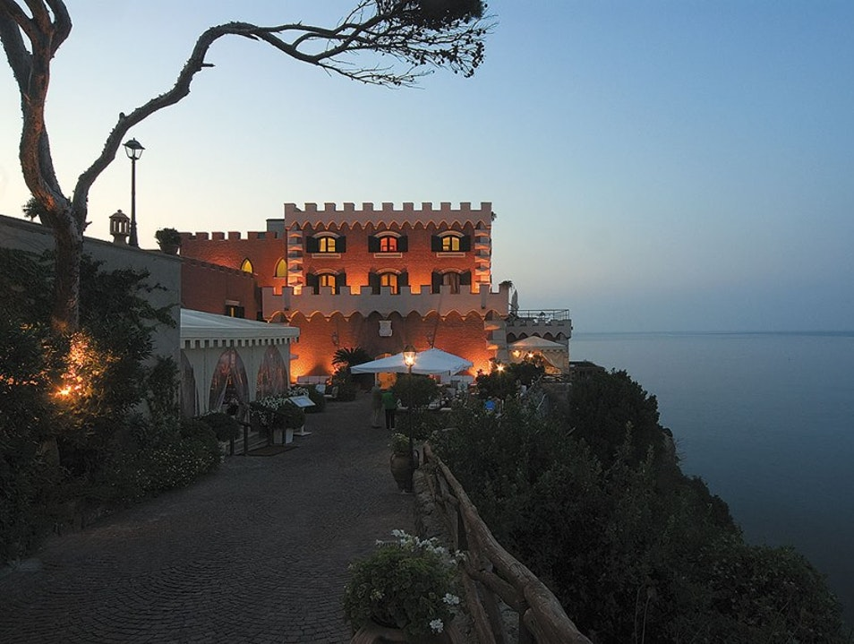 Ischia's Most Romantic Spa Forio  Italy