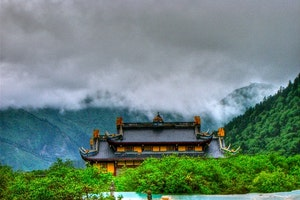 Huanglong National Scenery Spot