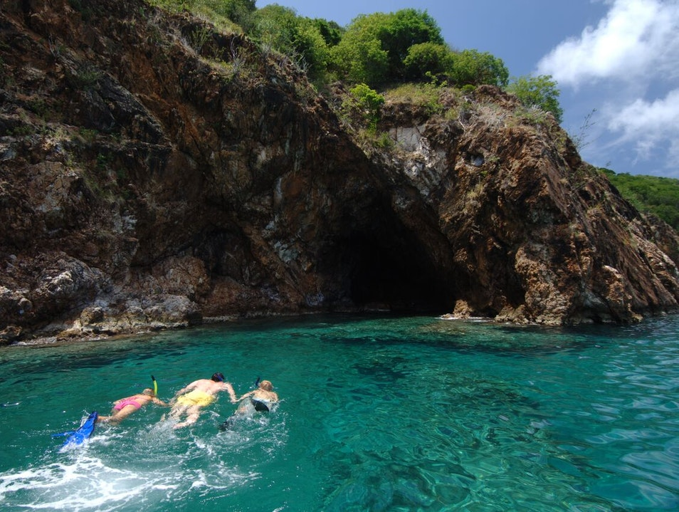 Go Snorkeling or Diving at Horseshoe Reef