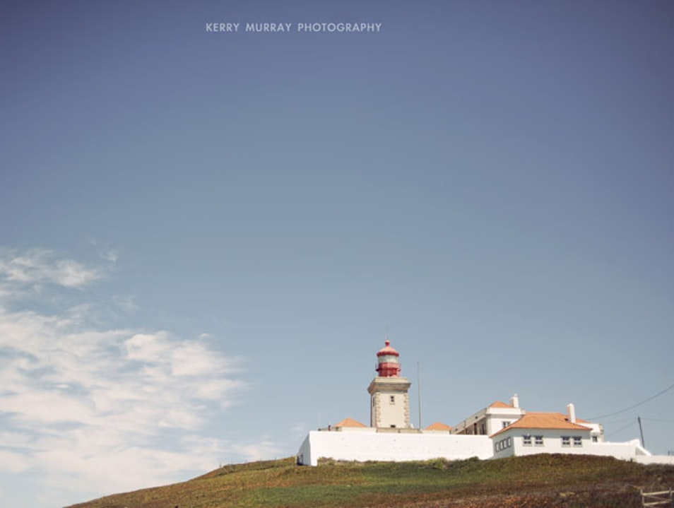 Western most point of continental Europe.
