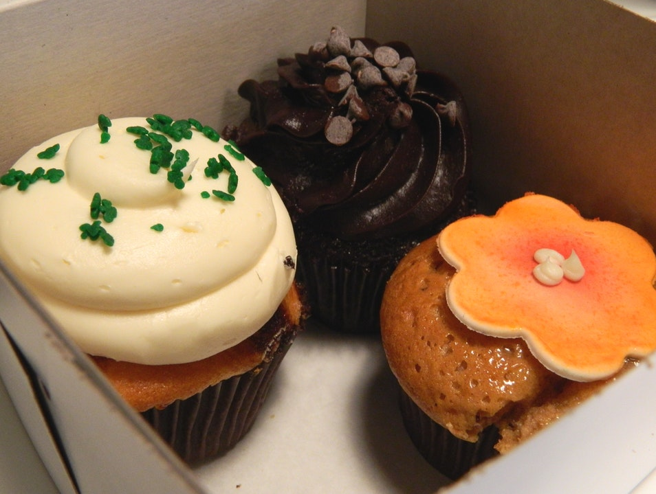 Heavenly cupcakes! San Diego California United States