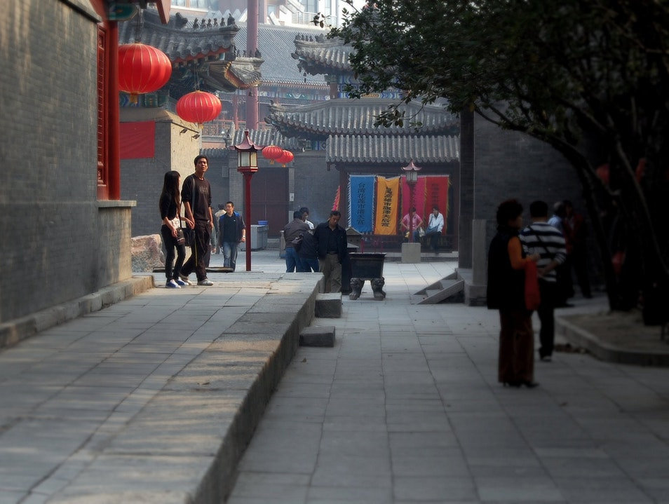 A Walk Down Tianjin's Memory Lane: Commerce, Culture, and Crafts Tianjin  China
