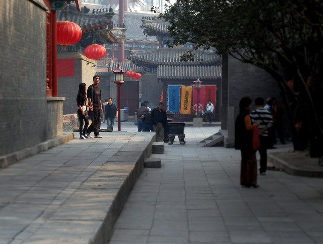 A Walk Down Tianjin's Memory Lane: Commerce, Culture, and Crafts