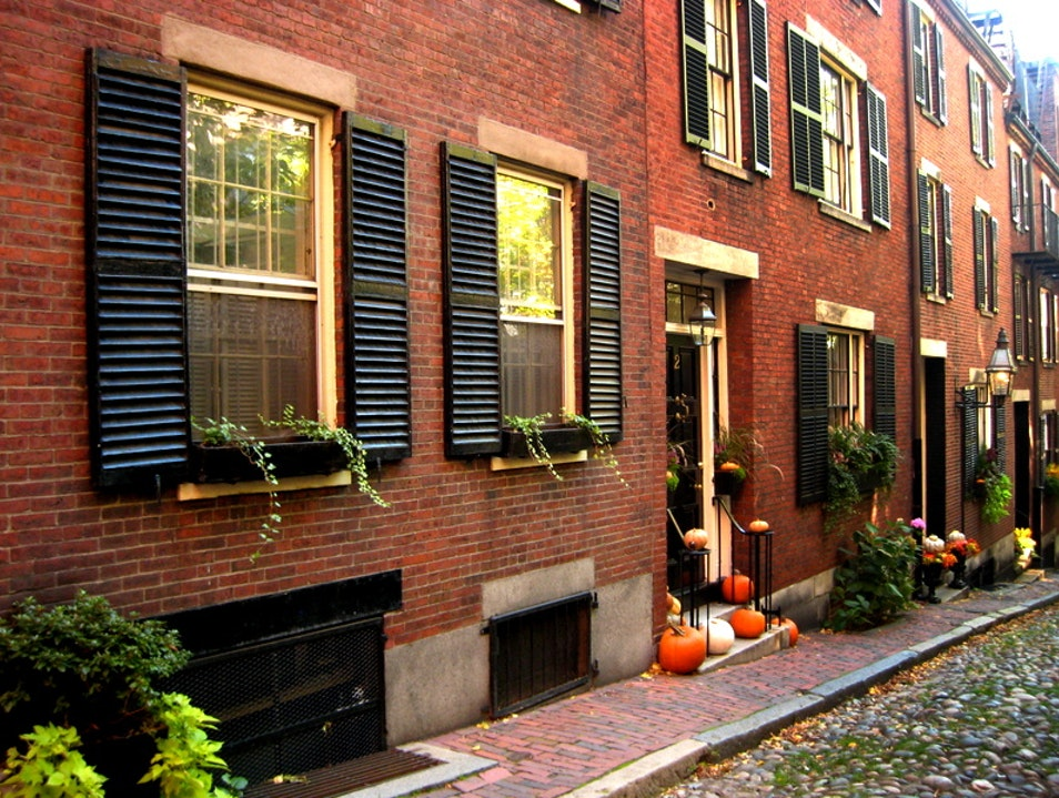 Wander Boston's Charming and Historic Beacon Hill Boston Massachusetts United States
