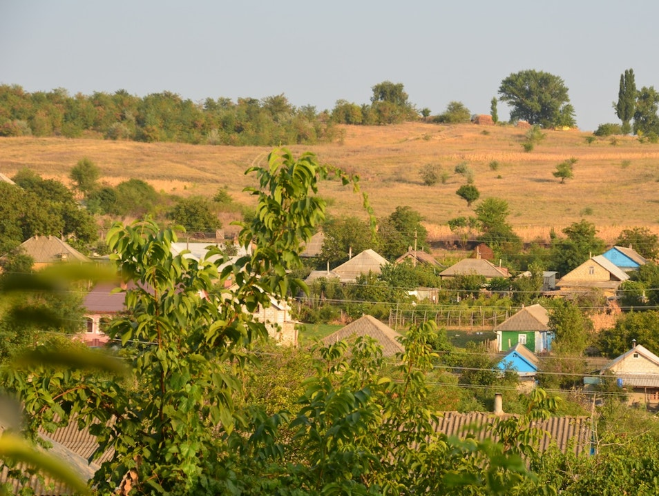 Experience Life in the Moldovan Countryside Roşu  Moldova