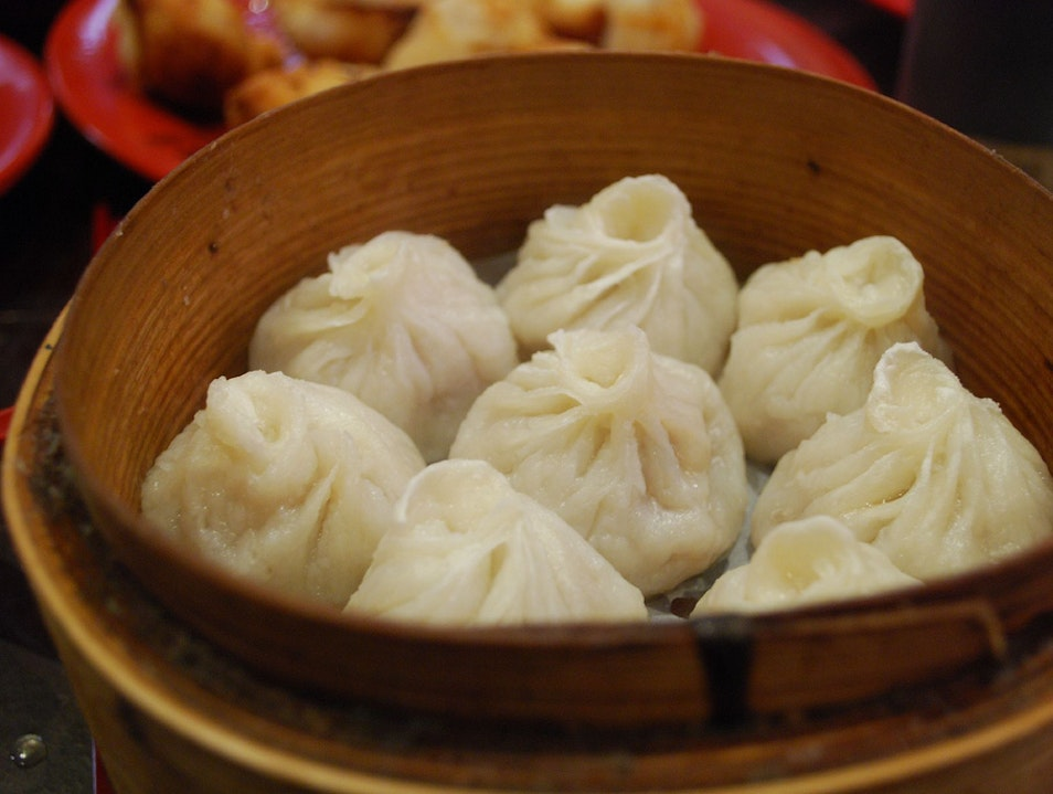 Soup Dumplings at Judy's Virginia Beach Virginia United States