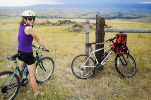 Yellowstone Mountain Bike Tour
