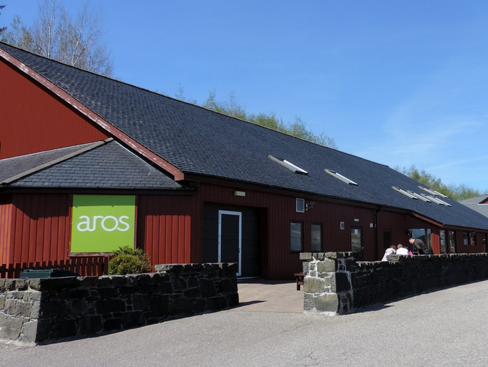 Aros Cultural Center Portree  United Kingdom