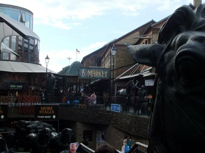 Camden Market London  United Kingdom