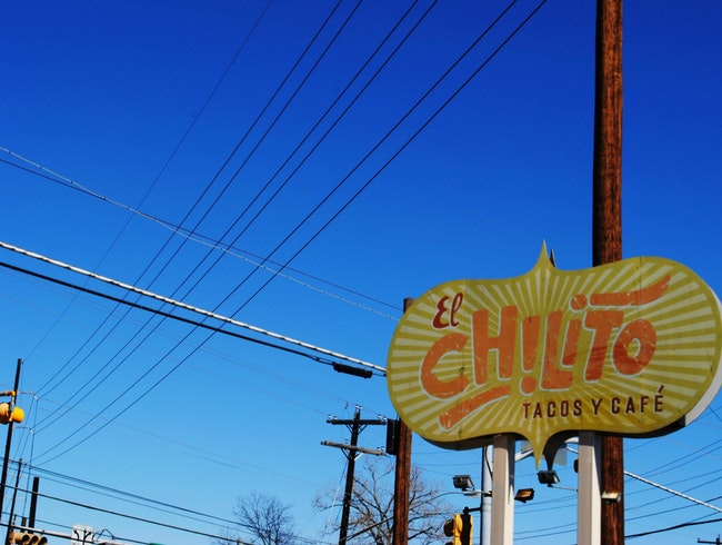 Blue Skies and the Perfect Burrito