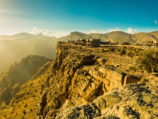 Alila Jabal Akhdar: Mountaintop Luxury in Oman