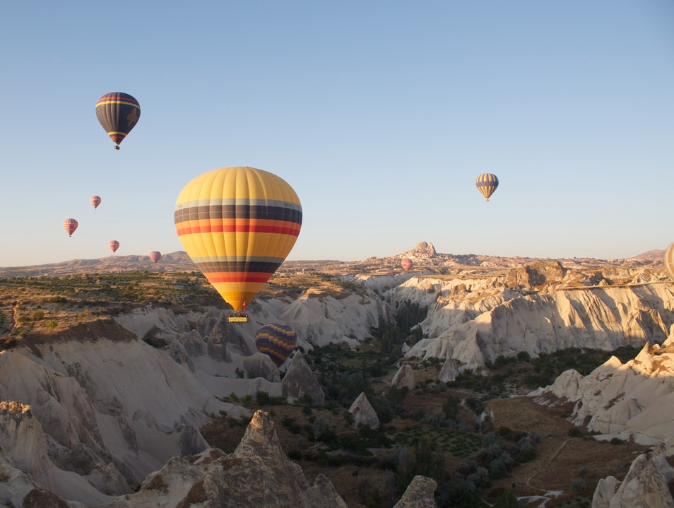 The Best Way to See the Fairy Chimneys Ürgüp  Turkey