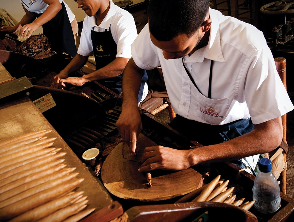 Domenico Premium Cigar Factory Puerto Plata  Dominican Republic