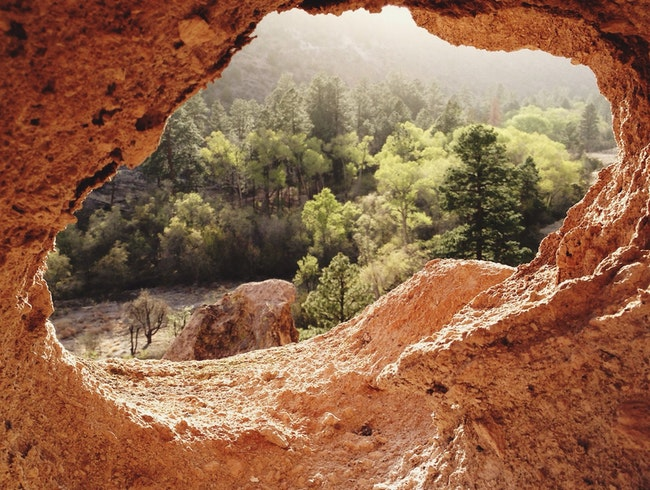 Explore Bandelier National Monument as a Natural Playground