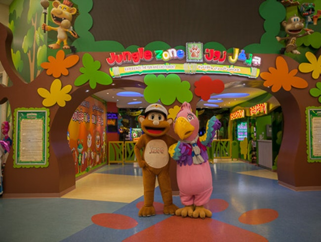 An Animal-themed Children's Attraction