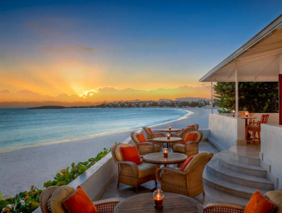 A relaxing stay in Anguilla