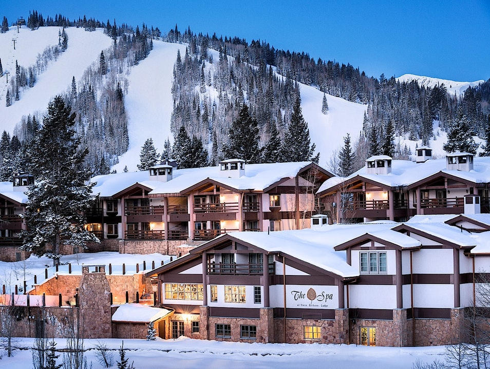 Stein Eriksen Lodge Park City Utah United States