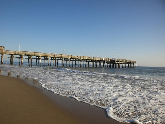 Find Solitude at Sandbridge Beach