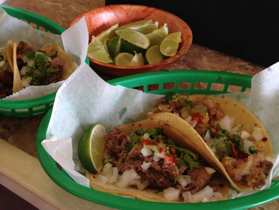 Michoacan tacos in Miami Miami Florida United States