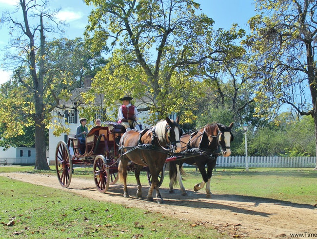Colonial Williamsburg's Storied Past