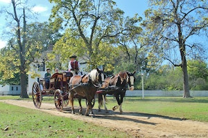 Colonial Williamsburg Historic Area