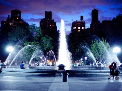 Washington Square Park New York New York United States