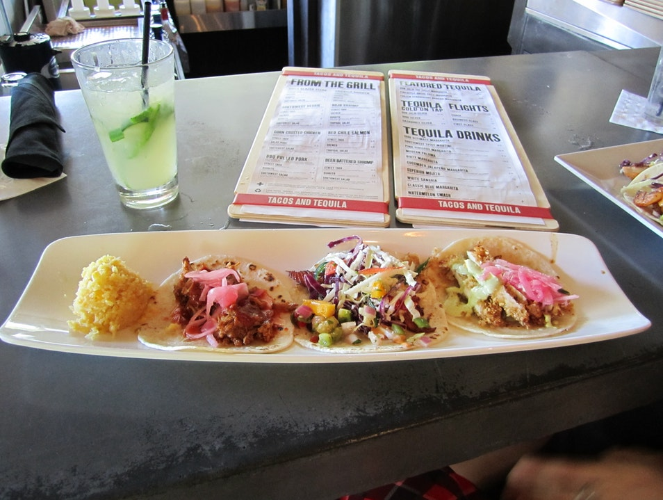 A Tequila and Taco Bar that Turns Simple into Amazing Austin Texas United States