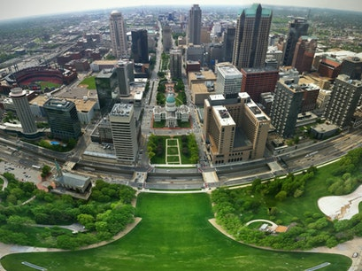 Gateway Arch St. Louis Missouri United States