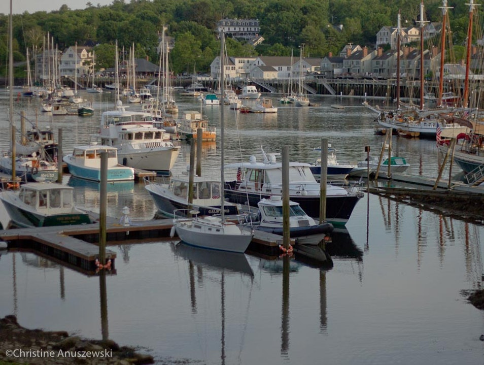 Harbor View  Camden Maine United States