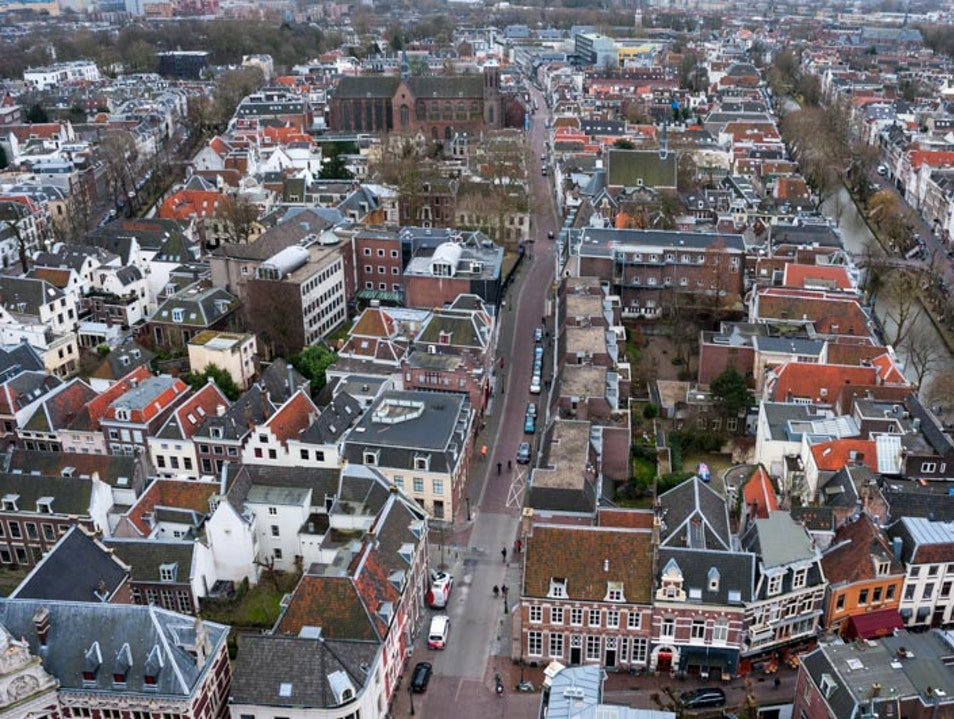 The Best Views of Utrecht Utrecht  The Netherlands